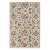 Oriental Weavers Pasha 5'3 x 7'6 Area Rug in Beige