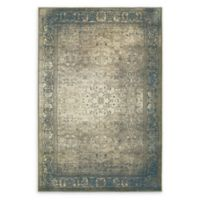 Oriental Weavers Pasha Traditional 6'7 x 9'6 Area Rug in Blue