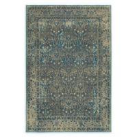 Oriental Weavers Pasha Woven 7'10 x 10'10 Area Rug in Navy