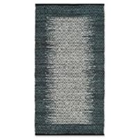 "Safavieh Vintage Leather 2'3"" x 4' Logan Rug in Charcoal"