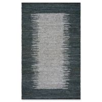 Safavieh Vintage Leather 5' x 8' Logan Rug in Charcoal