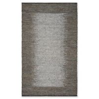 Safavieh Vintage Leather 5' x 8' Logan Rug in Light Grey