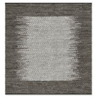 Safavieh Vintage Leather 6' x 6' Logan Rug in Light Grey