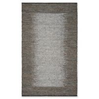 Safavieh Vintage Leather 6' x 9' Logan Rug in Light Grey