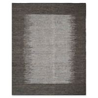 Safavieh Vintage Leather 8' x 10' Logan Rug in Light Grey