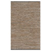 Safavieh Vintage Leather 6' x 9' Trina Rug in Beige