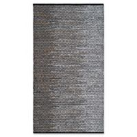 Safavieh Vintage Leather 2' x 3' Kinsey Rug in Light Grey