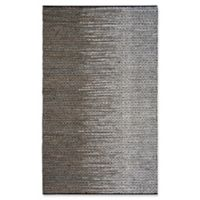Safavieh Vintage Leather 6' x 9' Kinsey Rug in Light Grey