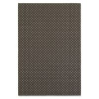Oriental Weavers Santa Rosa Diamond 5'3 x 7'6 Indoor/Outdoor Area Rug in Grey