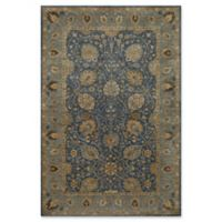 Momeni Zarin Hand-Tufted 3'6 x 5'6 Accent Rug in Blue