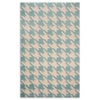 Momeni Delhi 8' x 10' Area Rug in Light Blue