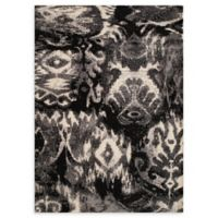 Momeni Heavenly Hand-Tufted 3' x 5' Accent Rug in Grey