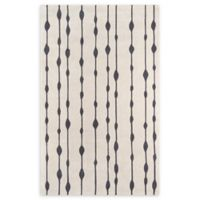 Momeni Delhi Hand-Tufted 8' x 10' Accent Rug in Grey