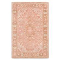 Surya Transcendent Hand-Knotted 5'6 x 8'6 Area Rug in Classic Rose