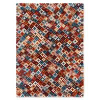 Buy Red Shag Rug From Bed Bath Amp Beyond