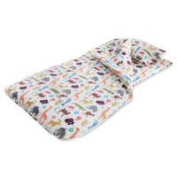 Duvalay™ Kids Memory Foam Sleeping Bag and Duvet Cover in Dinky