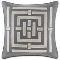 N Natori® Nara Standard European Pillow Sham in Grey