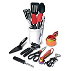 Farberware® 21-Piece Tool and Gadget Crock Set