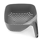 Joseph Joseph® Medium Square Colander in Grey