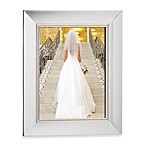 Lenox® Jubilee Pearl 8-Inch x 10-Inch Picture Frame in Silver