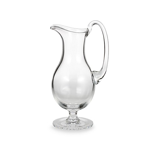 Waterford® Clear Light Footed 30 Ounce Pitcher