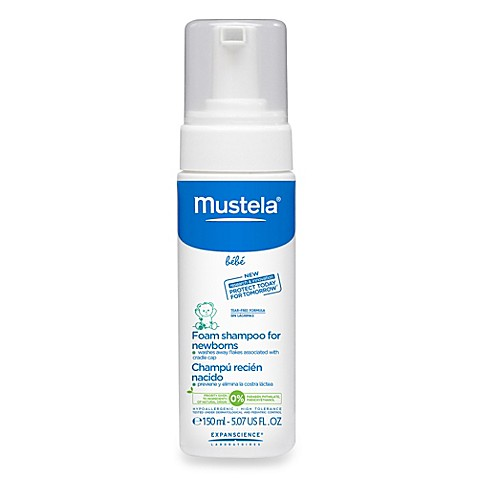 Mustela Shampoo & Conditioner