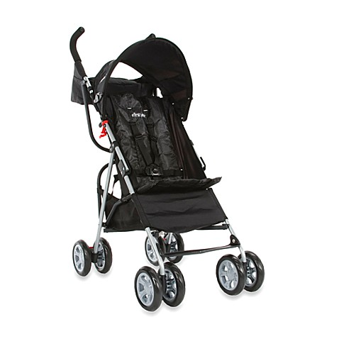 The First Years™ by Tomy Jet Stroller in Charcoal Black