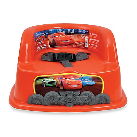 Disney Cars Booster Seat For Table