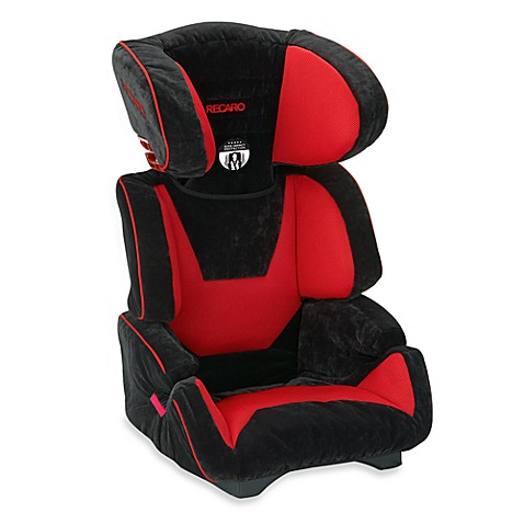 recaro vivo high back booster child safety car seat in crimson buybuy baby. Black Bedroom Furniture Sets. Home Design Ideas