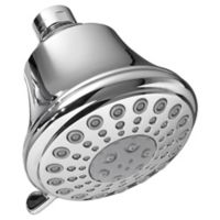 American Standard Traditional 5-Spray 3 3/4-Inch Showerhead in Brushed Nickel