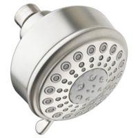American Standard Modern 5-Spray 3 3/4-Inch Showerhead in Brushed Nickel