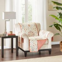 Madison Park Tissa Reversible Arm Chair Protector