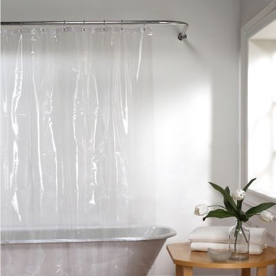 Merveilleux Titan PEVA Clear 72 Inch X 96 Inch Shower Curtain Liner