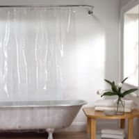 Titan PEVA Clear 144-Inch x 72-Inch Shower Curtain Liner