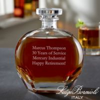 Luigi Bormioli® Any Message Whiskey Decanter