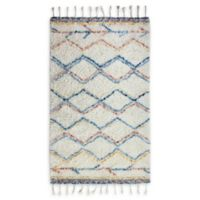 Dynamic Rugs Metro Geo Hand-Tufted 5' x 8' Area Rug in Multi