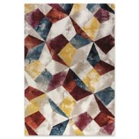 Dynamic Rugs Mod Kaleidoscope 2' x 3'6 Multicolor Accent Rug