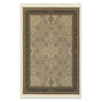 Oriental Weavers Masterpiece 5'3 x 7'6 Area Rug in Ivory