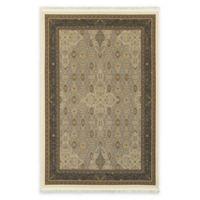 Oriental Weavers Masterpiece 6'7 x 9'6 Area Rug in Ivory