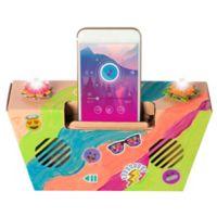 Educational Insights® Illumicraft™ Light-Up! Cell Phone Speaker Dock