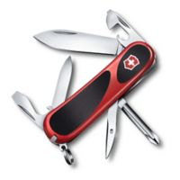 Victorinox Swiss Army Evolution Grip 11 8-Function Knife in Red/Black