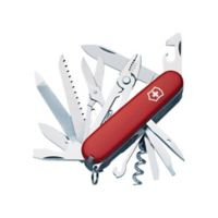 Victorinox Swiss Army Handyman 21-Function Knife in Red