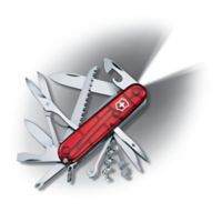 Victorinox Swiss Army Huntsman Lite 21-Function Knife in Red