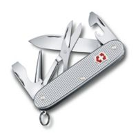 Victorinox Swiss Army Pioneer X 9-Function Knife in Silver