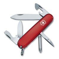 Victorinox Swiss Army Tinker 12-Function Knife in Red