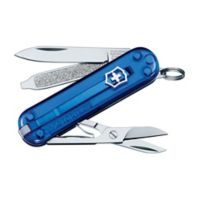 Victorinox Swiss Army Classic SD 7-Function Knife in Sapphire