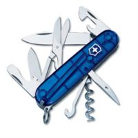 Victorinox Swiss Army Climber 14-Function Knife in Sapphire