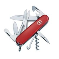 Victorinox Swiss Army Climber 14-Function Knife in Red