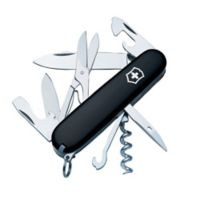 Victorinox Swiss Army Climber 14-Function Knife in Black