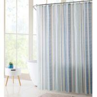VCNY home Francisco 14-Piece Bathroom Set in Multi Stripe